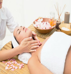 Rose aromatherapy massage gallery