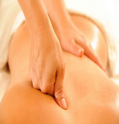 Rose deep tissue hands massage gallery