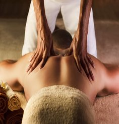 Rose deep tissue massage