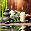 Rose hot stone massage