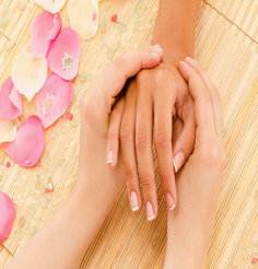 Rose reflexology massage gallery